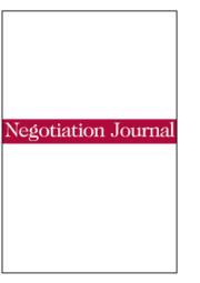 In Practice Beyond Thomas Kilmann Model   Harvard University Negotiation Journal