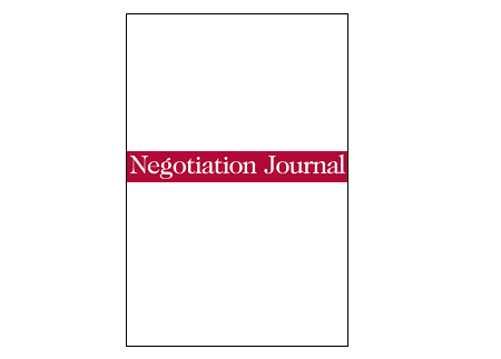 In Practice Beyond Thomas Kilmann Model | Harvard University Negotiation Journal
