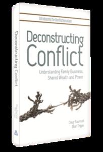 Deconstructing Conflict Book
